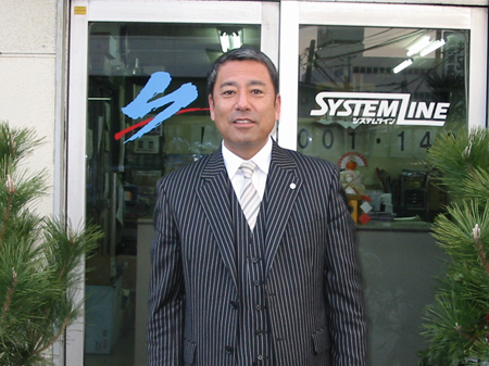 代表取締役社長 藤本浩三